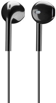 Наушники CellularLine LIVE EGG Capsule With Micro Black