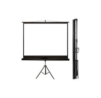 "Sopar Electrical Projection Screen 160x120cm, ""New Gold"" Series, 4:3, 10.7Kg, with Black Border."