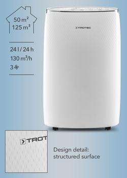 купить Осушитель воздуха Trotec TTK 67 E 24 л/день в Кишинёве