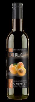 купить Фруктовое вино DiFruct абрикос, 0.375 л в Кишинёве