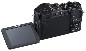 купить Nikon Coolpix P7800 Black в Кишинёве