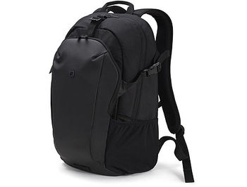 "Dicota D31763 Backpack GO 13""-15.6"", City backpack for notebook, Black (rucsac laptop/рюкзак для ноутбука)"