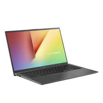 "Laptop 15.6"" ASUS VivoBook X512DA Slate Gray, AMD Ryzen 3 3250U 2.6-3.5GHz/8GB DDR4/SSD 256GB/Radeon Vega 3/WiFi 5 802.11AC/BT4.1/USB Type C/HDMI/HD WebCam/Illumin. Keyb./15.6"" FHD LED-backlit NanoEdge (1920x1080)/Endless (laptop/notebook/ноутбук) X512DA-EJ1236"