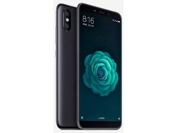 купить Xiaomi MI A2 4+64Gb Duos, Black в Кишинёве