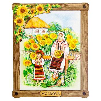 купить Картина - Молдова этно 27 в Кишинёве
