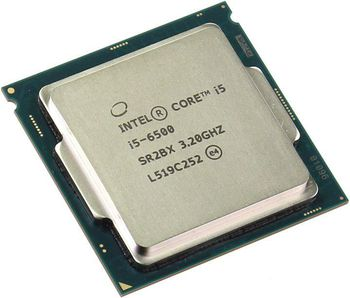 купить Processor Intel Core™ i5 6500 - 3.2-3.6GHz, 6MB, Socket1151, 5GT/s DMI, Intel® HD Graphics 530, 14nm, 65W, Tray (QuadCore) в Кишинёве