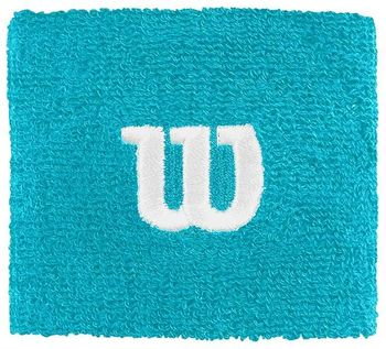 Напульсник спортивный (2 шт.) Wilson Scuba Blue W WR5602017 (4092)