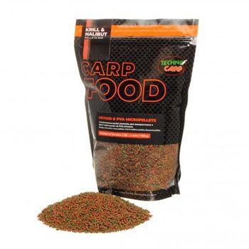 Method & PVA Micropellets Krill & Halibut Mix 700g