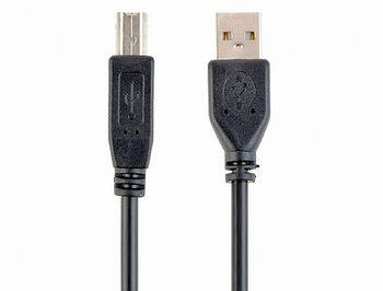 Gembird CCF-USB2-AMBM-10 Premium quality USB 2.0 A-plug B-plug 3m cable with ferrite core