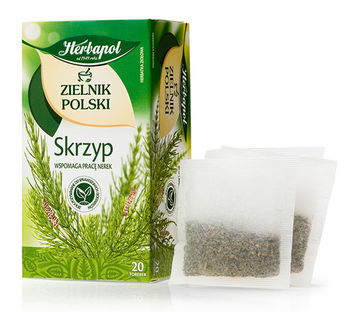 Чай травяной Polish Herbarium Horsetail, 20 шт