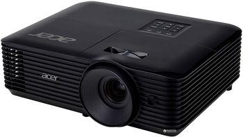 купить ACER X118 (MR.JPZ11.001) DLP 3D, SVGA, 800x600, 20000:1, 3600Lm, 6000hrs (Eco), VGA, USB-A, Black, 2.7kg в Кишинёве