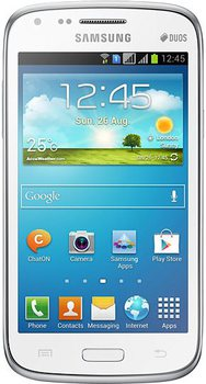 Samsung I8262 Galaxy Core White 2 SIM (DUOS)