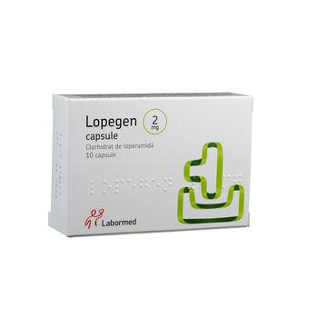 cumpără Lopegen 2mg caps. N10 în Chișinău