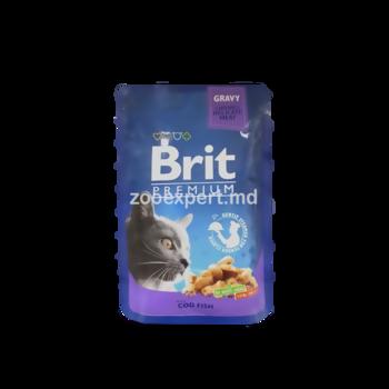 купить Brit Premium с треской 100 gr в Кишинёве