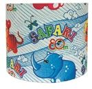 Бумага туалетная  Safari макулатур.