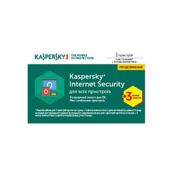 Kaspersky Internet Security Multi Device - 2Dt, Renewal (card)