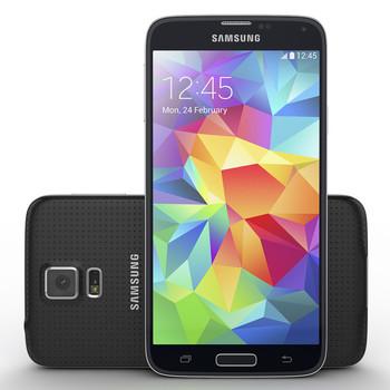 Samsung G900F Galaxy S5, Black