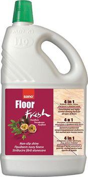купить Sano Floor Fresh Средство для мытья полов Пассифлора (2 л) 015634 в Кишинёве