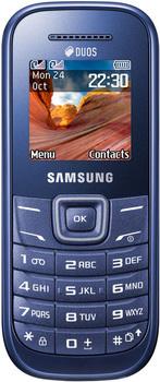 Samsung E1202, Indigo Blue