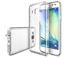 купить Hoco Light Series Soft Case Galaxy A3( 2015), Transparent в Кишинёве
