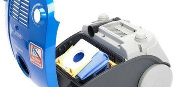 Пылесос с мешком Samsung VCC4140V3A/SBW