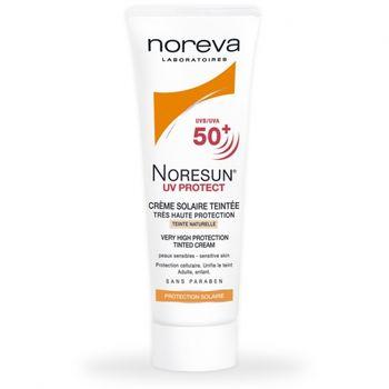 cumpără Noreva NORESUN UV 50, (protecție solară cu fond de ten) 40 ml. în Chișinău