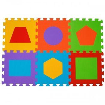 cumpără BabyOno Puzzle Figuri geometrice 6  buc în Chișinău