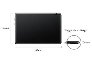 купить Huawei MediaPad T5 9,6' wifi 3+32Gb,Black в Кишинёве