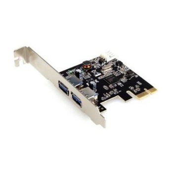 Gembird UPC-30-2P  USB 3.0 PCI-E host adapter, 2 ports