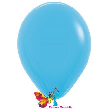 купить Латексный воздушный шар Бирюзовый-30 см в Кишинёве