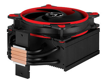 Cooler Arctic Freezer 34 eSports Red, Socket AMD AM4, Intel 1150, 1151, 1155, 1156, 2066, 2011(-3) up to 200W, FAN 120mm, 200-2100rpm PWM, Fluid Dynamic Bearing