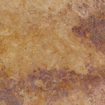 купить Травертин Персиковый перекрестный разрез Полисата 61 х 30,5 х 1,2 см в Кишинёве