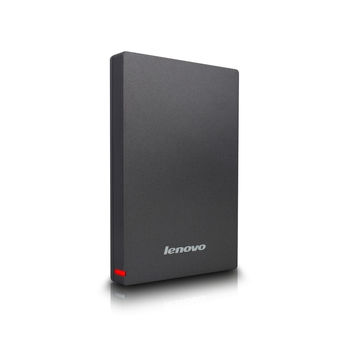 "2.5"" External HDD 2.0TB (USB3.0)  Lenovo UHD F309, Grey, ThinkPad level driver disk ensures the best possible quality, Compact, slim and portable design"