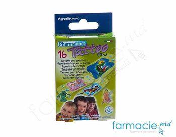 купить Emplastru Pharma Doct  N16 Kids Tattoo Fantasy,medium (112264) в Кишинёве