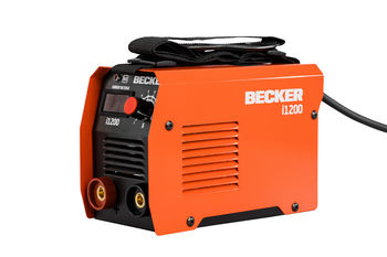 Aparat de sudat invertor Becker i1200