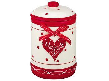 cumpără Recipient din ceramica Love Story 1.3l în Chișinău