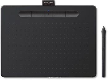 купить Graphic Tablet Wacom Intuos S Bluetooth Black (CTL-4100WLK-N) в Кишинёве