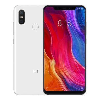 cumpără Xiaomi Mi8 6+128Gb Duos White în Chișinău