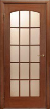 купить Дверь КАПРИ тон остекленная ПОО в Кишинёве