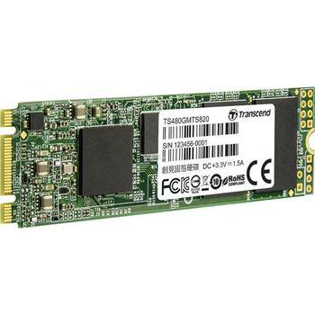 """M.2 SATA SSD  480GB Transcend """"TS480GMTS820S"""""""