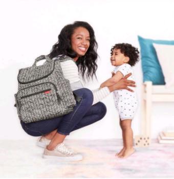 купить Skip Hop рюкзак для мамы Forma Feather в Кишинёве