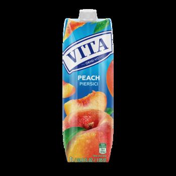 Vita нектар персик 1 Л