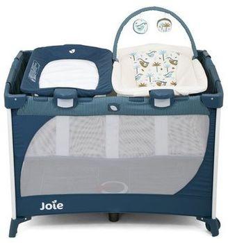 купить Манеж-кроватка Joie Commuter Change Tropical Paradise в Кишинёве