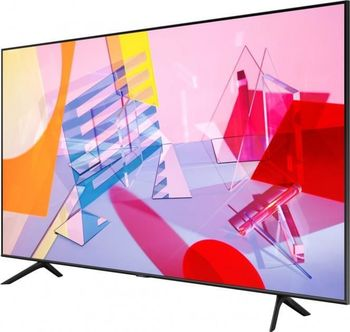"купить Televizor 58"" LED TV Samsung QE58Q60TAUXUA, Black в Кишинёве"