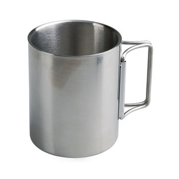 купить Кружка AceCamp Double Wall Cup 0.22 L, 1526 в Кишинёве