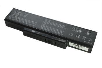 Battery Asus A9 F2 F3 M51 S62 S6F S96 Z53 M51 A32-F2 A32-F3 A32-Z94 A32-Z96 A33-F3 BTY-M66 SQU-528 11.1V 5200mAh Black OEM