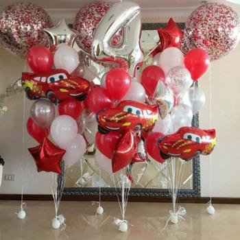 купить Набор шаров «Cars party» в Кишинёве