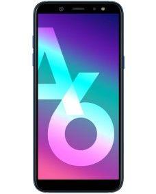 купить Samsung A600FD Galaxy A6 Duos (2018), Blue в Кишинёве