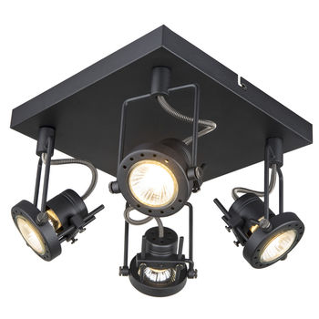 купить A4300PL-4BK Спот Techno Light черн 4л в Кишинёве