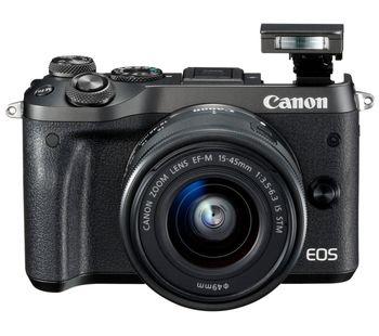 DC Canon EOS M6 SL & EF-M 15-45 STM